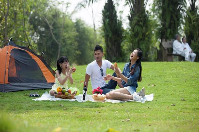 Công viên giải trí trong khuôn viên Fresca Riverside Thủ Đức