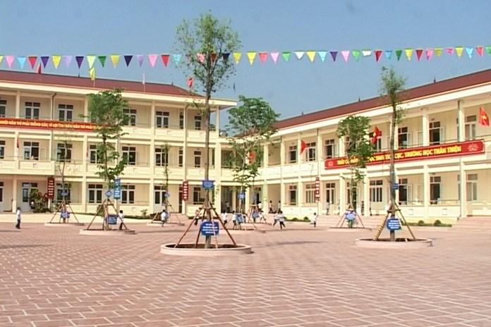 Trường học trong khu dân cư gần Fresca Riverside Thủ Đức